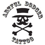 Dead End Press thanks Artful Dodger Tattoo for their sponsorship.